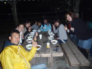 2011.05.03~05.04保津川キャンプ&ラフティング 0501
