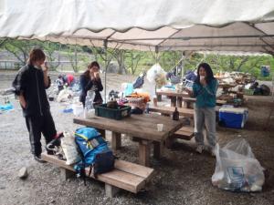 2011.05.03~05.04保津川キャンプ&ラフティング 0531