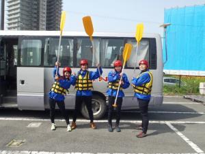 2011.05.03~05.04保津川キャンプ&ラフティング 0621