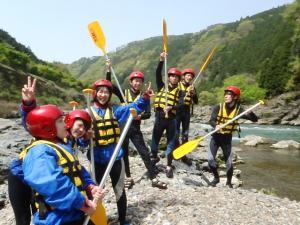 2011.05.03~05.04保津川キャンプ&ラフティング 1121