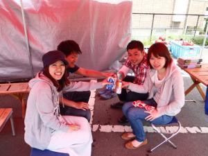 2011.05.03~05.04保津川キャンプ&ラフティング 1484