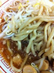 環七新代田二郎麺110617