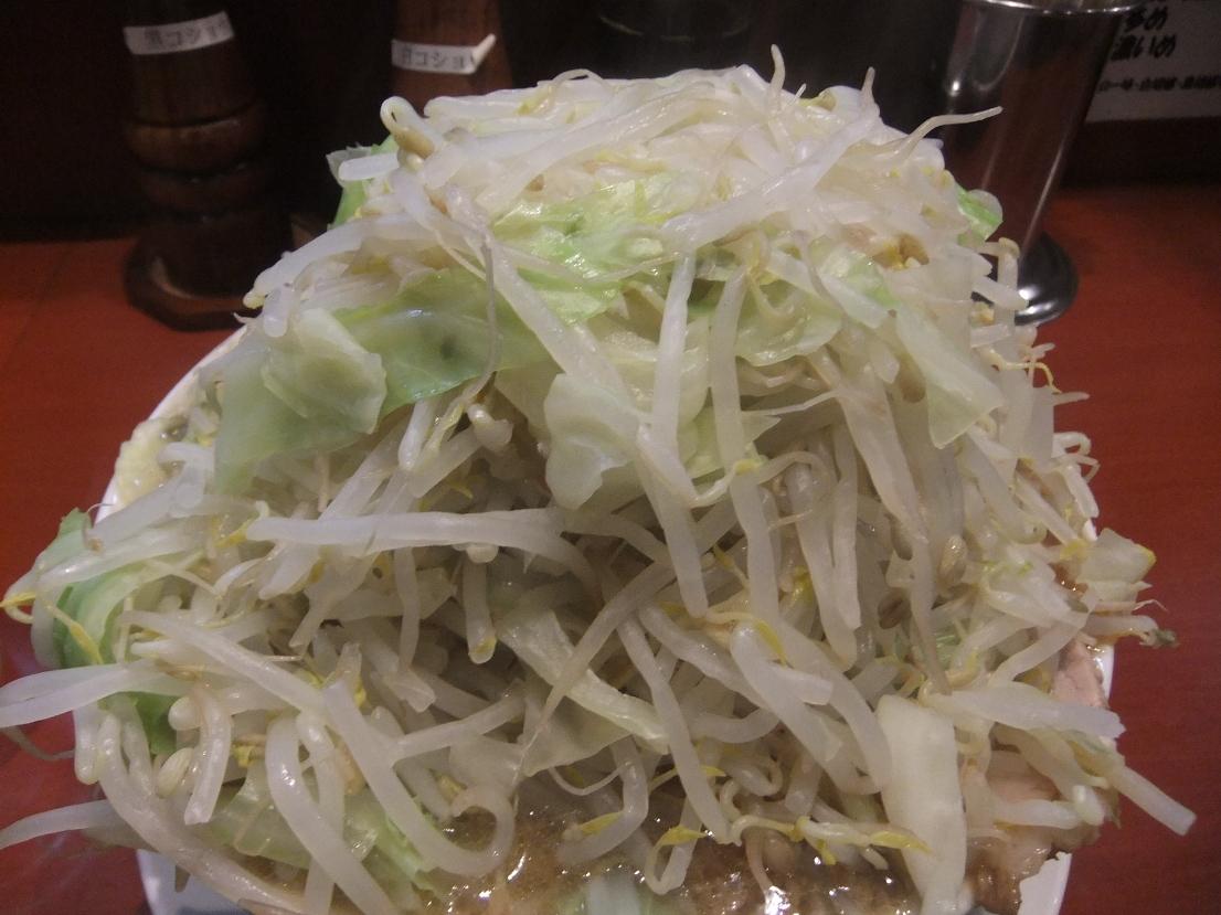 麺香房 暖々:ヤサイアブラ 11.08.04