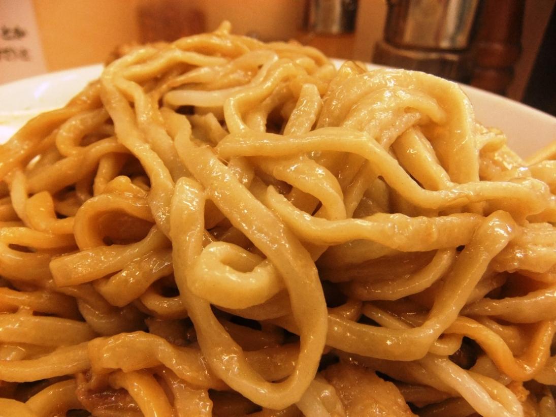 自家製ラーメン 大者:麺 11.08.26