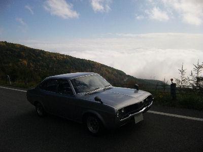 マツダルーチェ、雲より高く