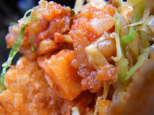 ベジトマトロール米粒