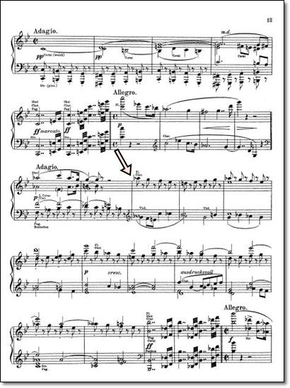 パブリックドメインな楽譜。