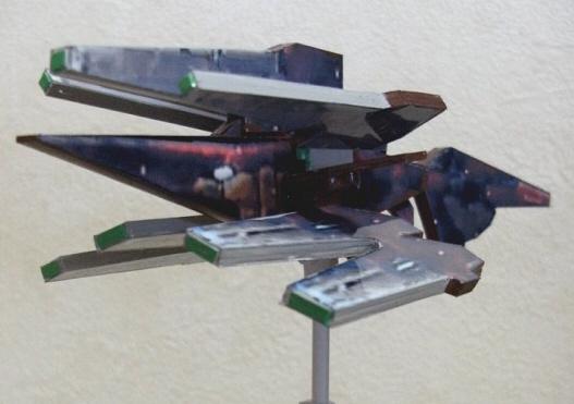 ペラモデル版ハイパージョー(その2)