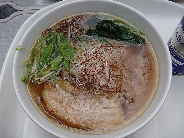 玄流塩ラーメン@「GEN Natural Kitchen」