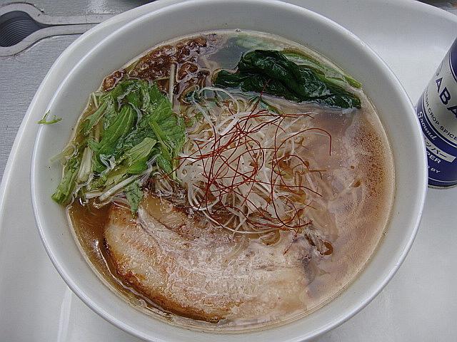 玄流塩ラーメン@「GEN Natural Kitchen」