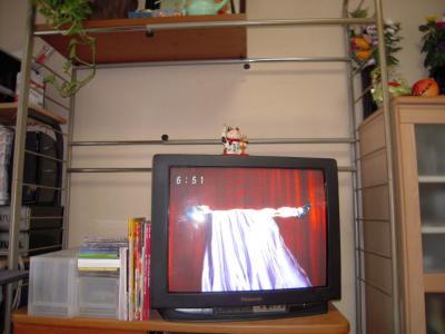アナログテレビ