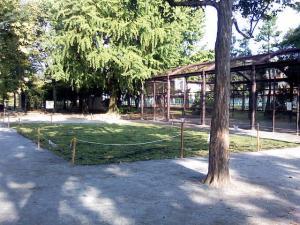 10月4日の中庭