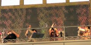 定禅寺空中ステージのジルコンズ(部分)