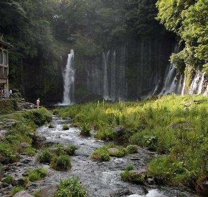 白糸の滝-2