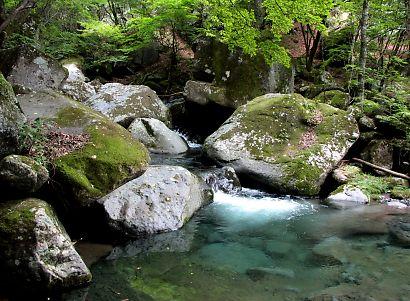 川俣渓谷-5