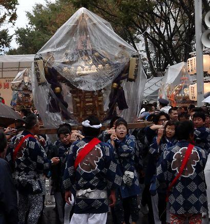 静岡みこし祭り-3