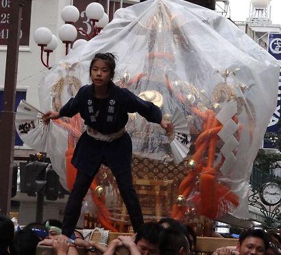 静岡みこし祭り-4