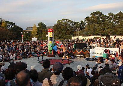 大道芸2011-1