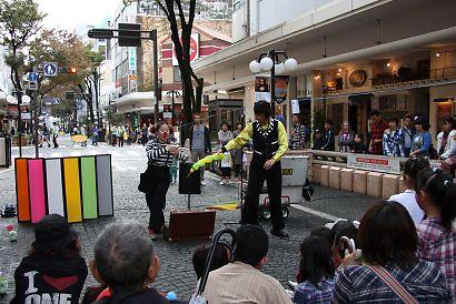 大道芸2011-2