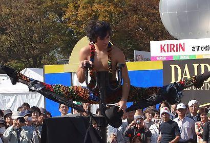 大道芸2011-4
