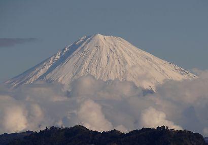 厚化粧の富士山-2