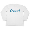 Quad!Tシャツ