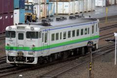 富良野駅 キハ40-700