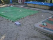 砂場シート