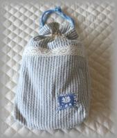 capel水色袋