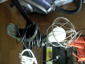 電源車作成3 電球