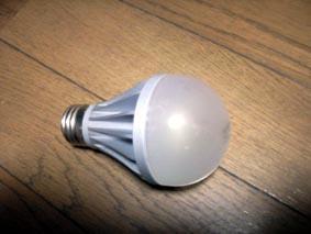 パワーアップパーツLED電球