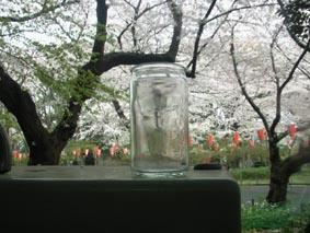 上野公園ワンカップ