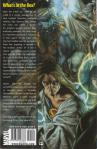 TPB『ASTONISHING X-MEN』第5巻の裏カヴァー
