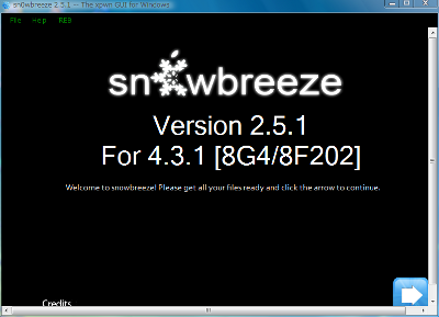 iOS4.3.1Jailbreak-sn0wbreeze-v2.5.1-3