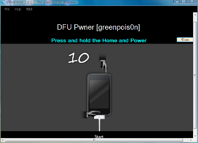 iOS4.3.1Jailbreak-sn0wbreeze-v2.5.1-Pwned DFU-3