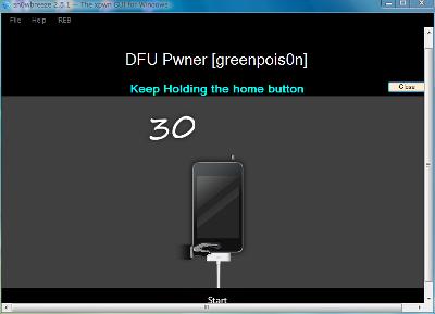 iOS4.3.1Jailbreak-sn0wbreeze-v2.5.1-Pwned DFU-5