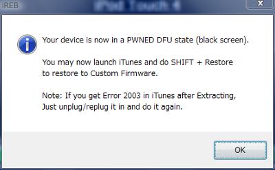 iOS4.3.1Jailbreak-sn0wbreeze-v2.5.1-Pwned DFU-iREB-r4-7