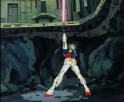 機動戦士ガンダム第43話(最終回)ガンダム ラストシューティング