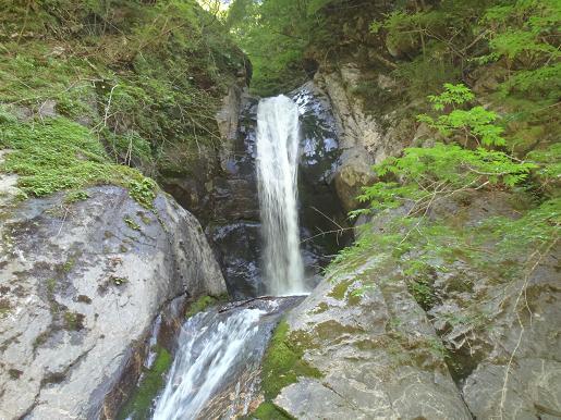 ゴンザの滝