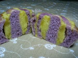 20090924紫芋のスイートポテトパンbyレーズン酵母11