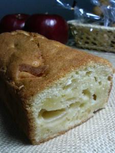 20090928りんごケーキ