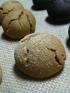 20090928ほろほろクッキー
