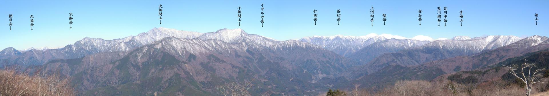 井川勧行峰
