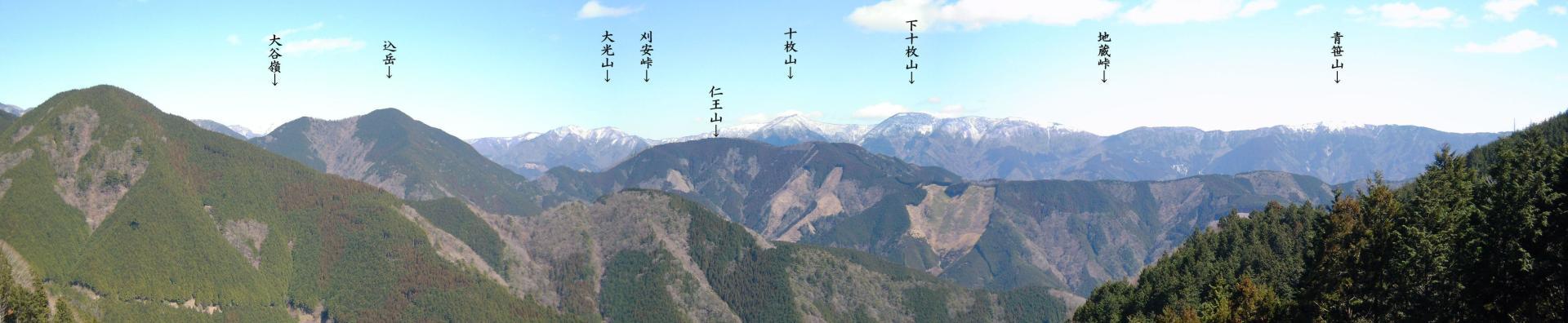林道竹ノ沢線