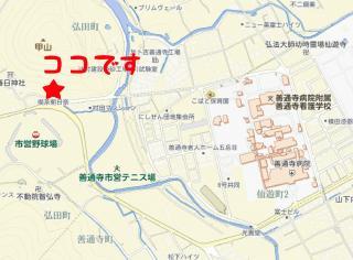 朝比奈地図