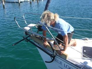 making anchore holder2