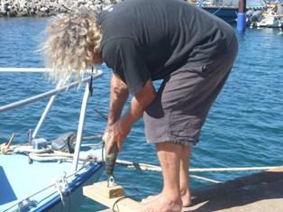 making anchore holder1