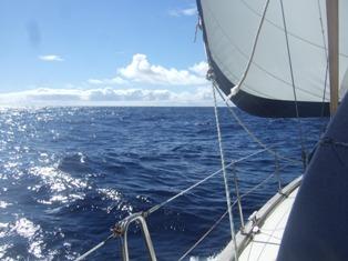 still easy sailing