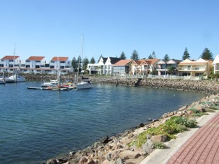 along side the gulf point marina2