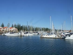 marina east